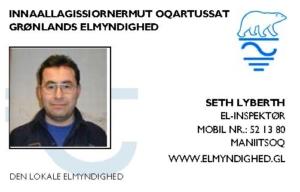 Seth Lyberth