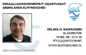Erling H. Rasmussen