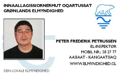 Peter Frederik Petrussen